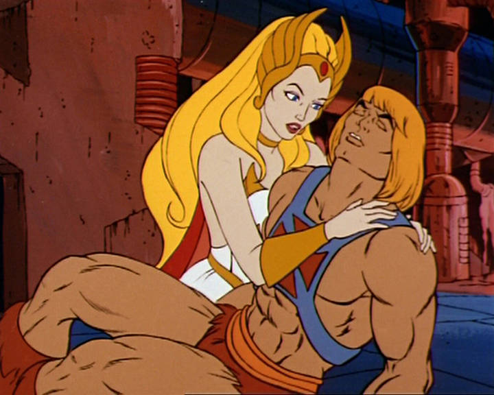 He man animated porn